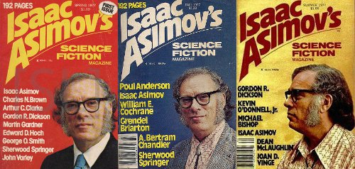 Asimov Covers