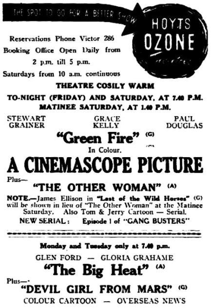 Victor Harbour Times (SA) Friday 30 September 1955