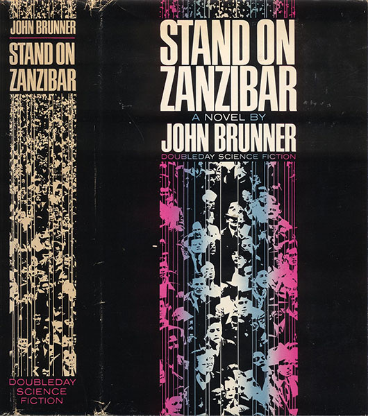 stand on zanzibar doubleday 1968