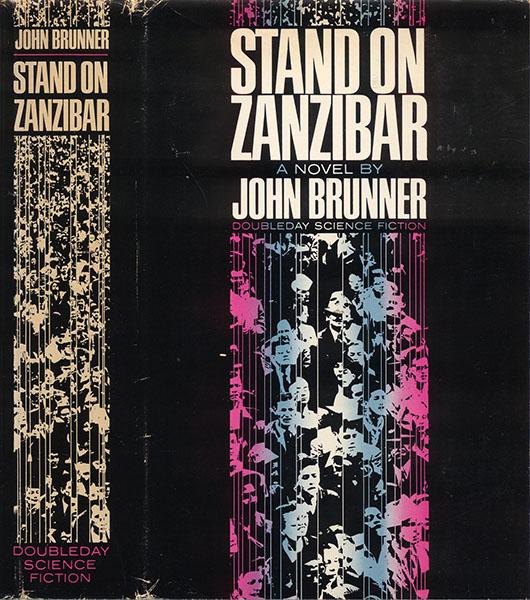 stand on zanzibar doubleday 1968