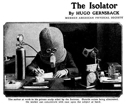 Gernsback Isolator 1